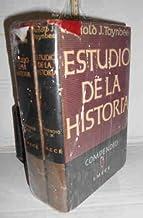 ESTUDIO DE LA HISTORIA. Compendio, por... 3ª y 1ª edición respectivamente. Traducción de Luis Alberto Bixio. 1. Compendio de tomos I - VI. 2. Compendio de tomos VII - X.