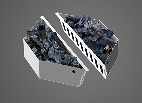 JX S.S. Charcoal Holder