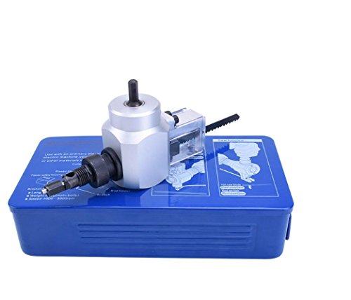 Hycy Metall Schneiden Doppelkopf Blatt Sah Cutter Tool Drill Anlage Freies Schneidwerkzeug Knabber Blech Handwerkzeuge