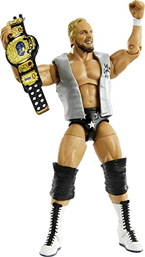 Impresionante Steve Austin - WWE Elite Series 81 - Figura de acción WWE