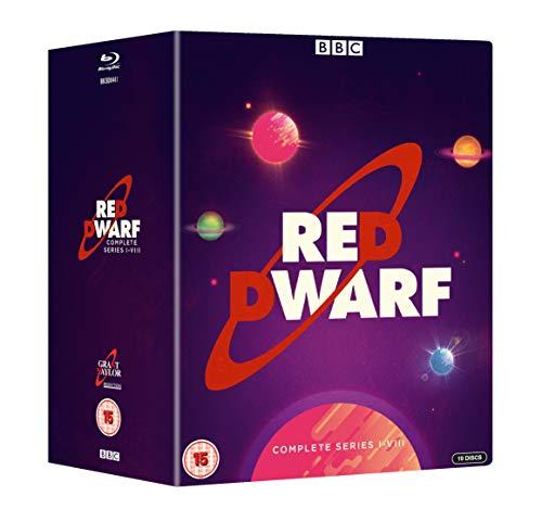 Red Dwarf Series 1 - 8 Boxset BD [Blu-ray] [2018]