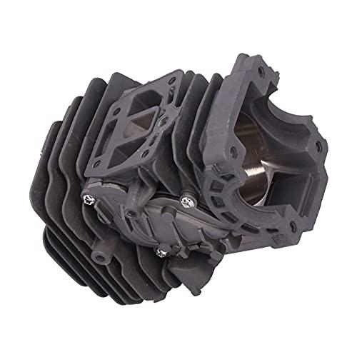 Cilindro para Stihl, Materiales de aleación de Zinc Resistentes al Desgaste Cilindro de Repuesto Kit de pistón Pieza de Sierra de Cadena para Motosierra Stihl MS251 MS251