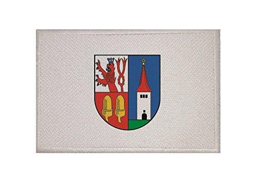 U24 Aufnäher Eitorf Fahne Flagge Aufbügler Patch 9 x 6 cm