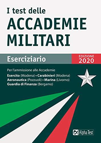 I test delle accademie militari. Eserciziario