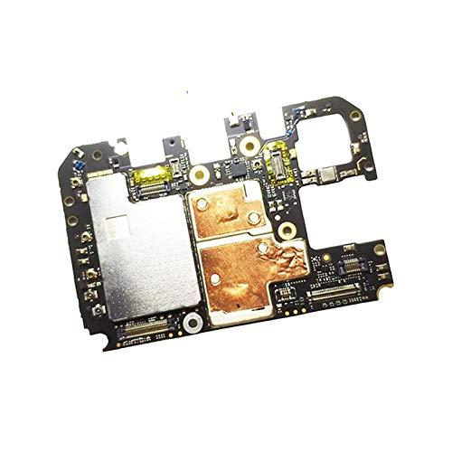 Celular Placa Principal 64G Placa Base Fit For Xiaomi MI 8 Placa Base Placa Placa Lógica Lógica Versión Original Versión Global Desbloqueado Circuitos Principales Tablero teléfonos móviles Placa Base