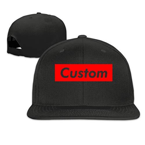 XCOZU Gorra de béisbol para Hombre - Gorra de Camionero Supreme Personalizada para Hombres y Mujeres, clásica, Minimalista, Gorra Negra