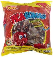 Vero Pico Goma, 100 pieces