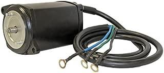 New Tilt Trim Motor For Mercury 1985-1992 35-220 HP W/ 3 Ram Wire Reversible Square Body 99186 99186-1 99186T