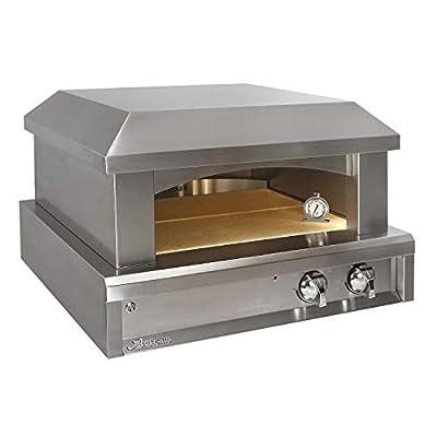 Al Fresco Artisan 29-Inch Countertop Pizza Oven, Natural Gas (ARTP-PZA-LP)