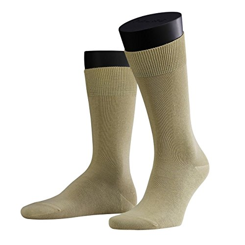 FALKE Swing 2-Pack Herren Socken sand (4320) 39-42 mit angenehmer Baumwolle
