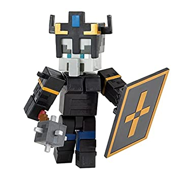 Minecraft Dungeons 3.25-in Collectible Battle Figure and Accessories Based on Video Game Imaginative Story Play Gift for Boys and Girls Age 6 and Older
