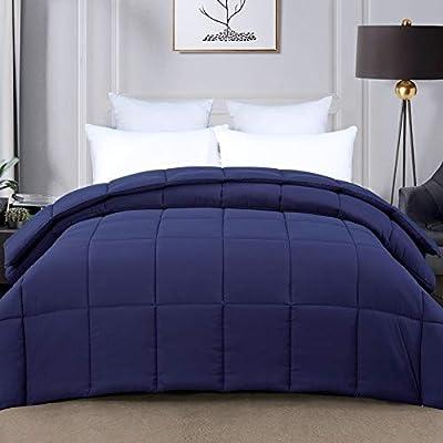 Amazon - Save 65%: WhatsBedding Down Alternative Quilted Comforter – All Season N…