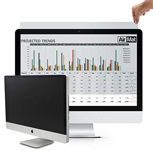 Premium Desktop Blickschutzfilter 24 zoll, Privacy Screen Filter & Blickschutzfolie für Breitbild Computermonitore - von AirMat. Schützt vor unerwünschten Blicken.