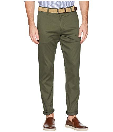 Dockers Men's Slim Fit Original Khaki All Seasons Tech Pants, Deep Depths - Green, 34W x 34L