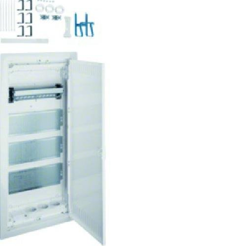 Hager VU48NW Kommunikationsverteiler 4-reihig Unterputz IP30