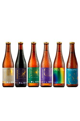 Principia 12 Pack Mixto (12 botellas de 355 ml)