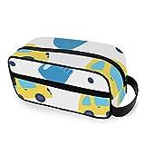 FAJRO Kosmetiktasche für Babyflaschen und Autos, multifunktional, tragbar, Kosmetiktasche, Make-up-Tasche für Reisen