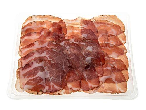 Kreutzers | Capocollo Toscano italienische Wurst aus bestem Schweinefleisch in Scheiben geschnitten | 100g