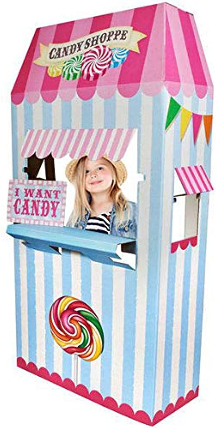 Carnival Candy Shoppe Room Decor - Cardboard Standup by BirthdayExpress