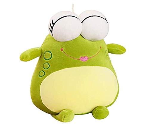 Knuffel 60 Cm Zacht Knuffel Pluche Cartoon Grote Ogen Kikker Pop Hanger Grote Kikker Meisje Speelgoed Voor Kinderen Verjaardagscadeautjes