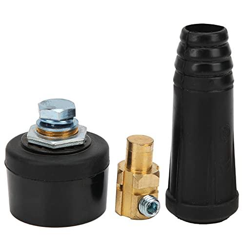 Accesorios de conexión rápida, juego de enchufes de acoplamiento rápido de goma y latón con conector para campo profesional para la industria(Type C)