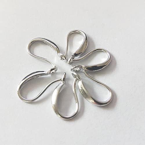 20 pcs NEW before selling Lot Silver Plated DIY Earring Findings Handmade Columbus Mall Earrings