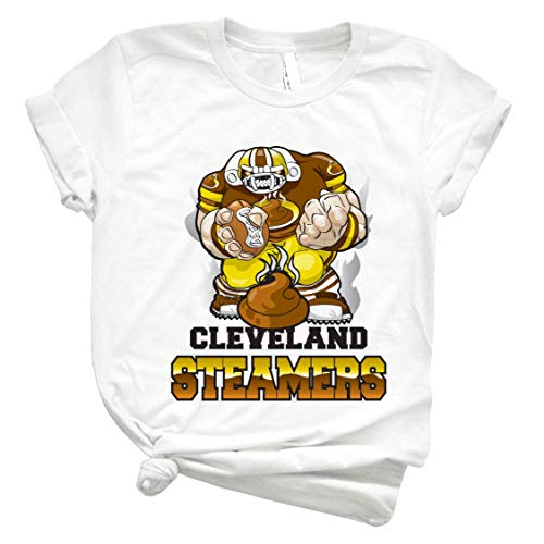 Cleveland Steamer - Best Unisex Trending Handmade T-Shirt Gift Idea Customize Shirt for Woman