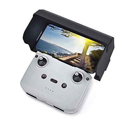 STARTRC Sun Hood Sunshade for DJI Mavic Mini 2/Mavic Air 2/DJI Air 2S Controller Accessories for 4.4-7.1inch Smartphone Screen by Startrc
