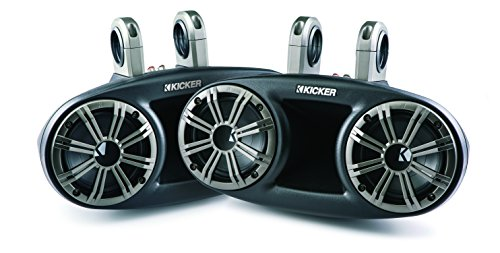 Kicker KMT674 Marine Speaker Tower System
