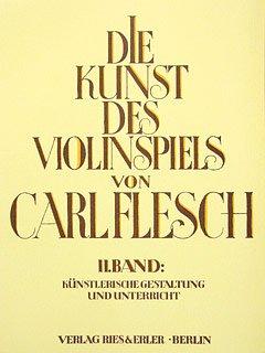 KUNST DES VIOLINSPIELS 2 - arrangiert für Violine [Noten/Sheetmusic] Komponist : FLESCH CARL