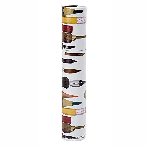 Whitbread Wilkinson Tube de Crayons Eco Plumier Plumes et Crayons Eames
