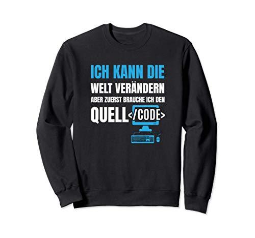 Nerd, Geek, Gaming, Informatiker, WLAN Geschenk-Idee I Sweatshirt