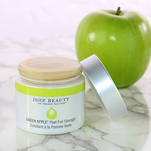 Green Apple Peel Full Strength Exfoliating Mask Jar