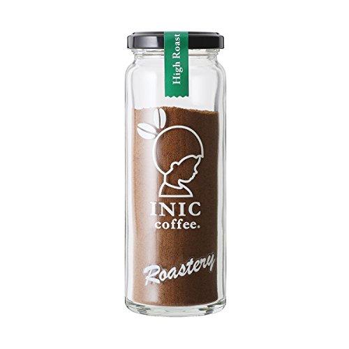 スペシャリティコーヒー INIC Roastery High Roast 55g 〔エチオピア産最高級品種イルガチェフェG-1/コーヒーギフト/プレゼント/中煎り/インスタントコーヒー/焙煎/アイスコーヒー/誕生日/おしゃれ〕