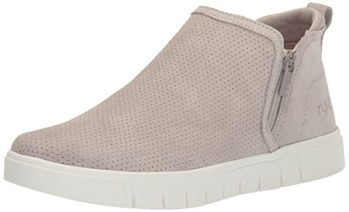 Ryka Women's Hensley Sneakers, Silver Cloud, 7.5