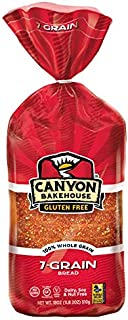 CANYON BAKEHOUSE 7-Grain Gluten-Free Bread