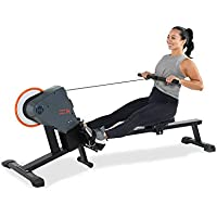 Women's Health Men's Health Bluetooth Rower Rowing Machine