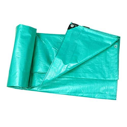 HCYTPL afdekzeil voor planten, poncho, verdikt, voor auto, polyethyleen, regenbescherming