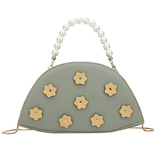 DDHHJJ Damen Umhängetasche, Handtasche, Umhängetasche, Fairy Small Bag Weibliche Mode Fremdwährung Umhängetasche Koreanische Version der Wild Chain Umhängetasche Halloween Weihnachtsgeschenk