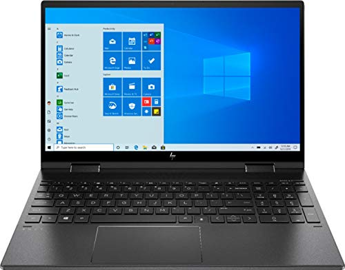 HP Envy X360 2-in-1 15.6' FHD IPS Multitouch Screen Laptop | AMD Ryzen 7-4700U 8 cores |...
