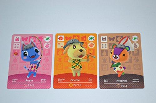 Animal Crossing: amiibo Festival Karten (3 Stück)