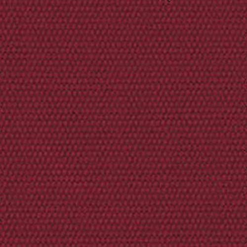 Sunbrella Daybed Porch Bed Swing Zip On Outdoor Canvas Fabric Burgundy Crimson Red Garnet Maroon Twin Size Mattress Cover Water Resistant