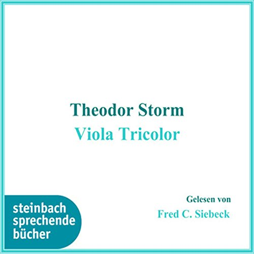 Viola Tricolor audiobook cover art