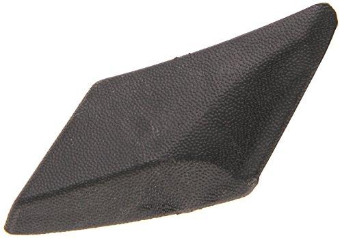 Van Wezel 5880430 Moulure Aile arrière droit4/5 P, Noir
