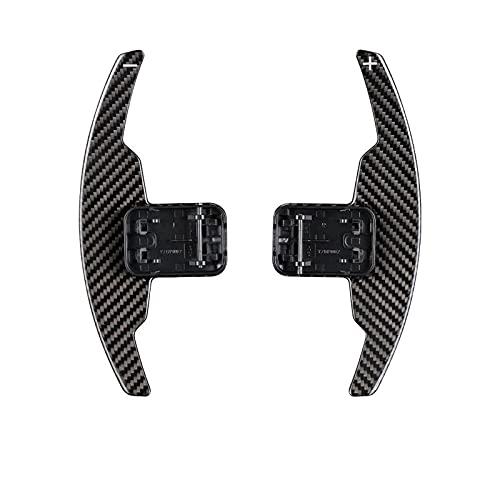 Zjxfff Cambio de Paleta de extensión del Volante, para BMW G20 G30 G31 G32 G12 G01 G02 G05 M3 M4 M5 X3 X4 X5 X6 F10 F30 F32 F33
