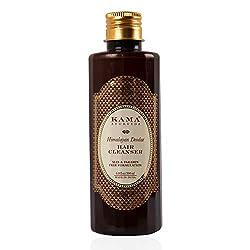 low poo products ~ Kama ayurveda himalayan deodar shampoo