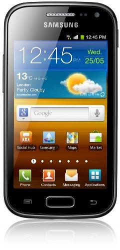 Samsung Galaxy Ace II Smartphone, Nero [Italia]
