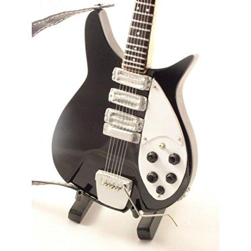 Mini guitarra de colección - Replica mini guitar - The Beatles - John