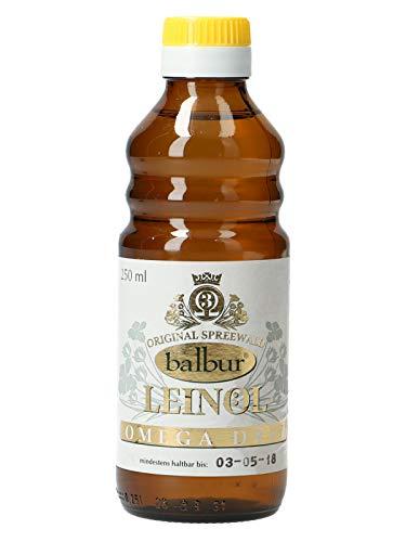 balbur-Leinöl aus dem Spreewald (250 ml)