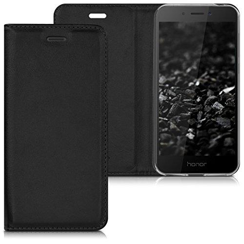 kwmobile Cover Compatibile con Honor 6A / 6A PRO - Custodia a Libro in Simil Pelle PU per Smartphone - Flip Case Protettiva